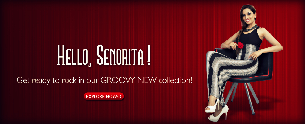 Get a groovy NEW wardrobe with our latest styles! INDULGE Now!